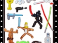 Menü Star Wars